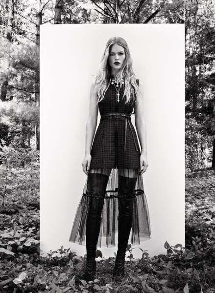 Fashion Model Editorial Anna Ewers 56+ Ideas #fashion