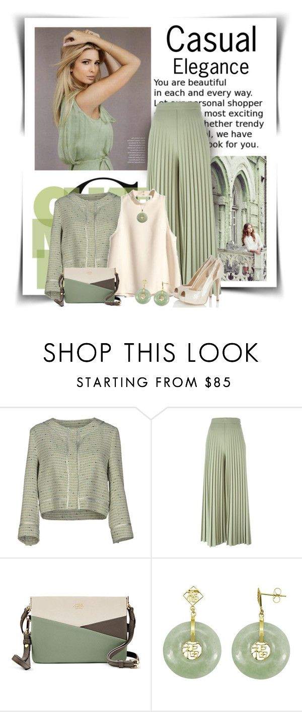 """""""Casual Elegance"""" by diva1023 ❤ liked on Polyvore featuring Www Femme, Givenchy and Vince Camuto"""