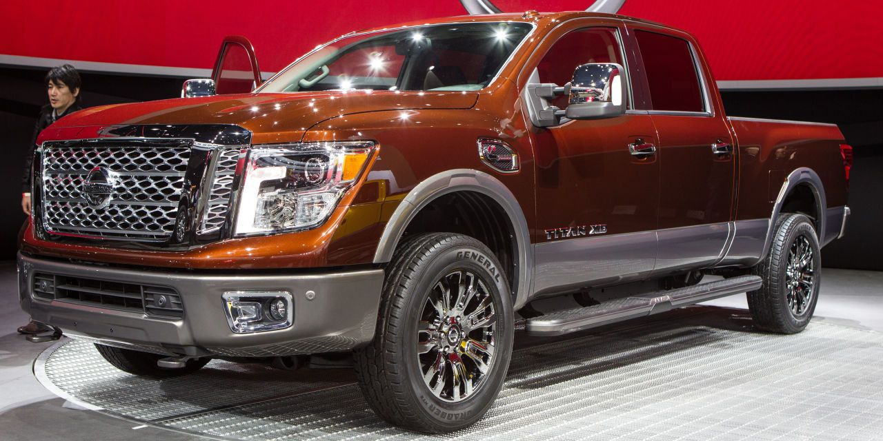 2016 nissan titan xd hd photos