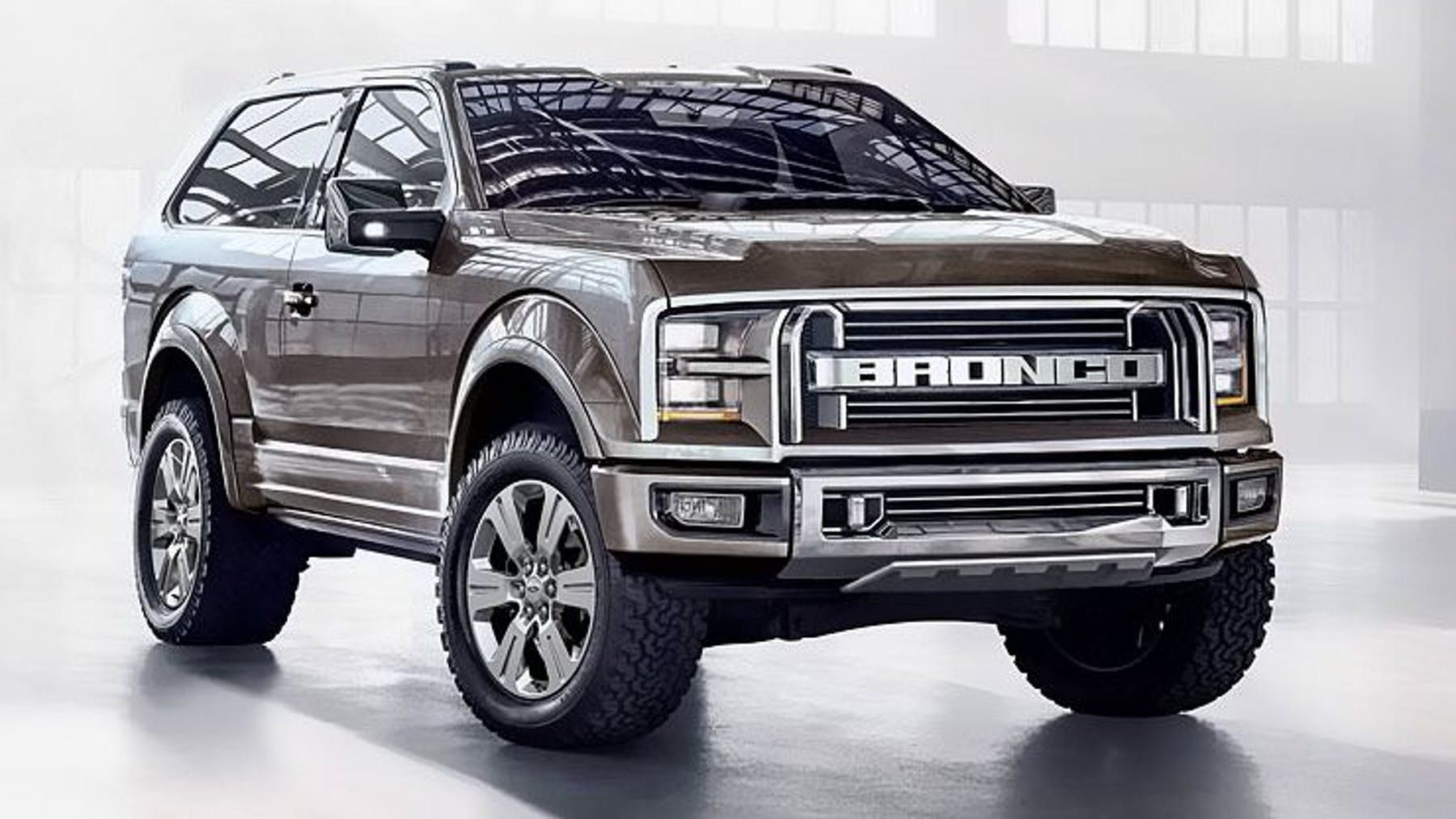 Ford Bronco 2020 Price 2020 ford bronco estimated price