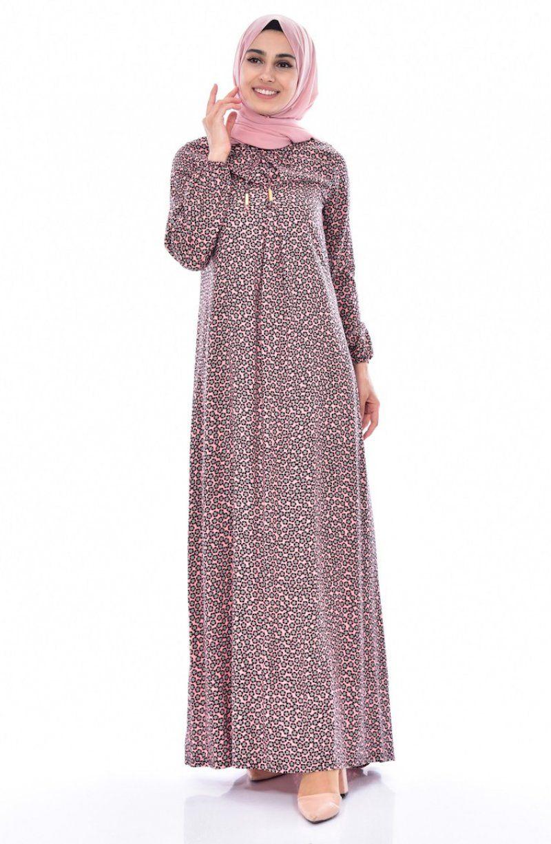 Sefamerve Tesettur Viskon Elbise Modelleri Moda Tesettur Giyim Elbise Modelleri Elbise Giyim