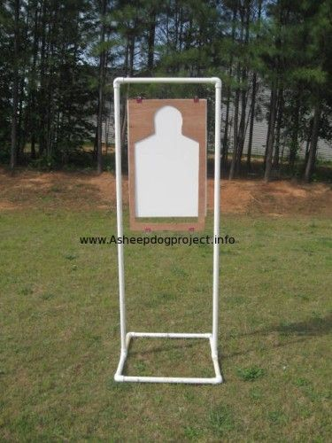 How To Build Your Own Target Stand Crafty Range