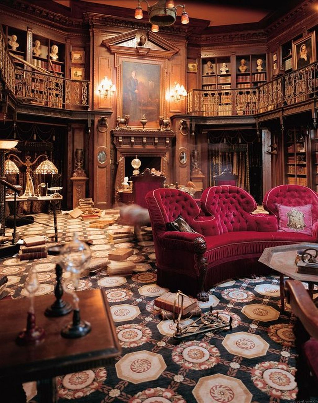 Old+Victorian+Library | Stately-homes-old-english-mansion-country ...