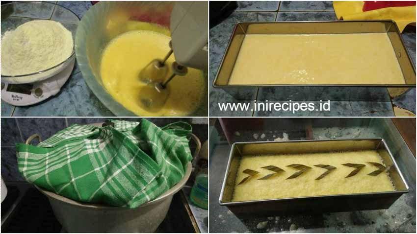 Resep Membuat Brownis Singkong Resep Brownis Makanan