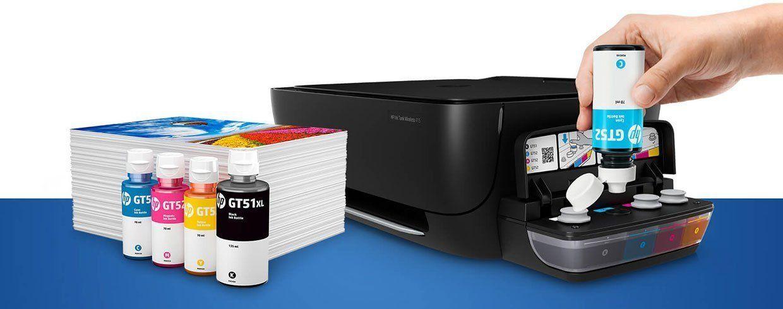 Hp Ink Tank Wireless 415 Printers Hp Online Store Ink Tank Printer Wireless Printer Printer