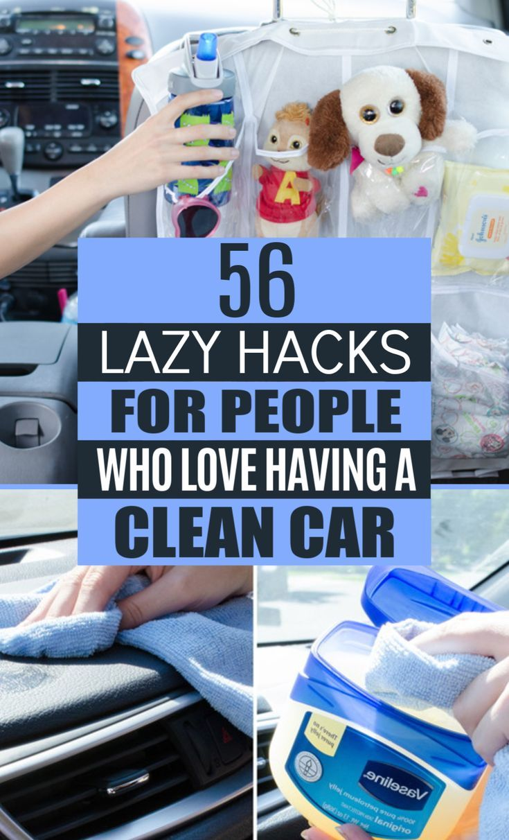 56 car cleaning hacks youll wish youd known sooner car