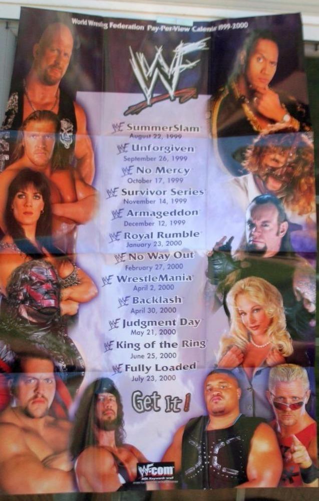 best wwf 1999 ppv