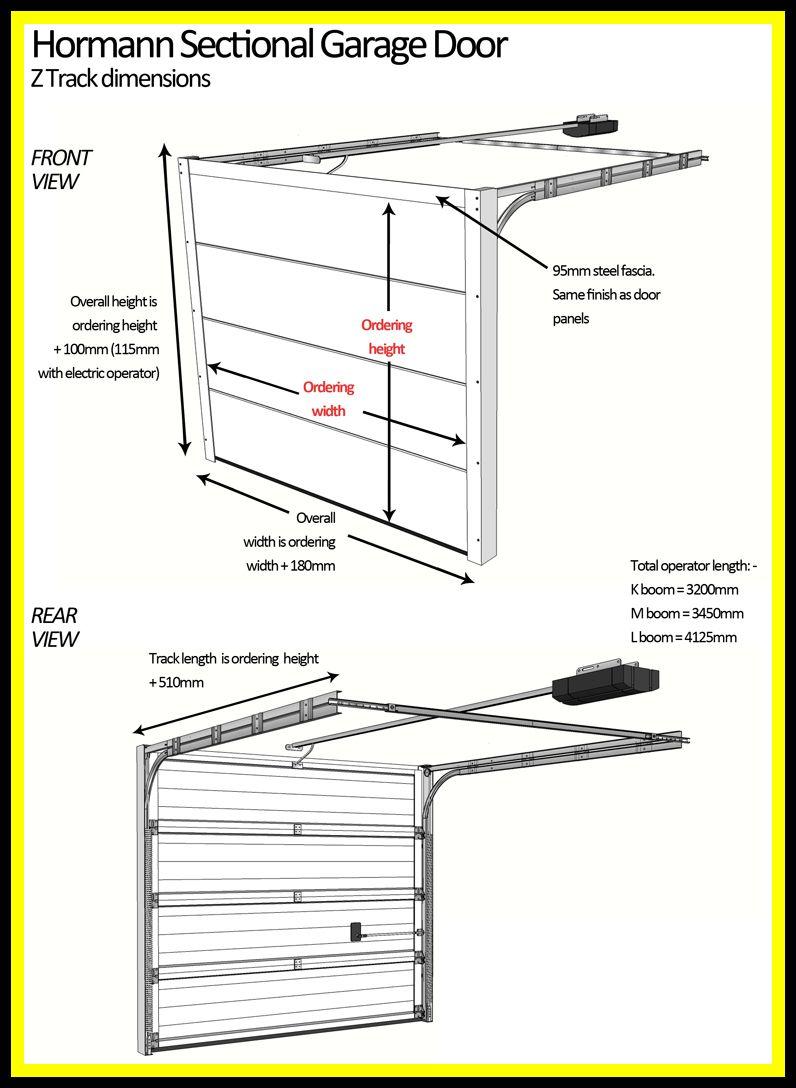 Large Radius Garage Door Track Large Radius Garage Door Track Please Click Link To Find More Refer In 2020 Garage Door Track Garage Doors Custom Wood Garage Doors