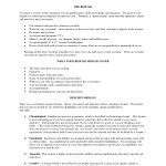 nice good characteristics for a resume good characteristics for a