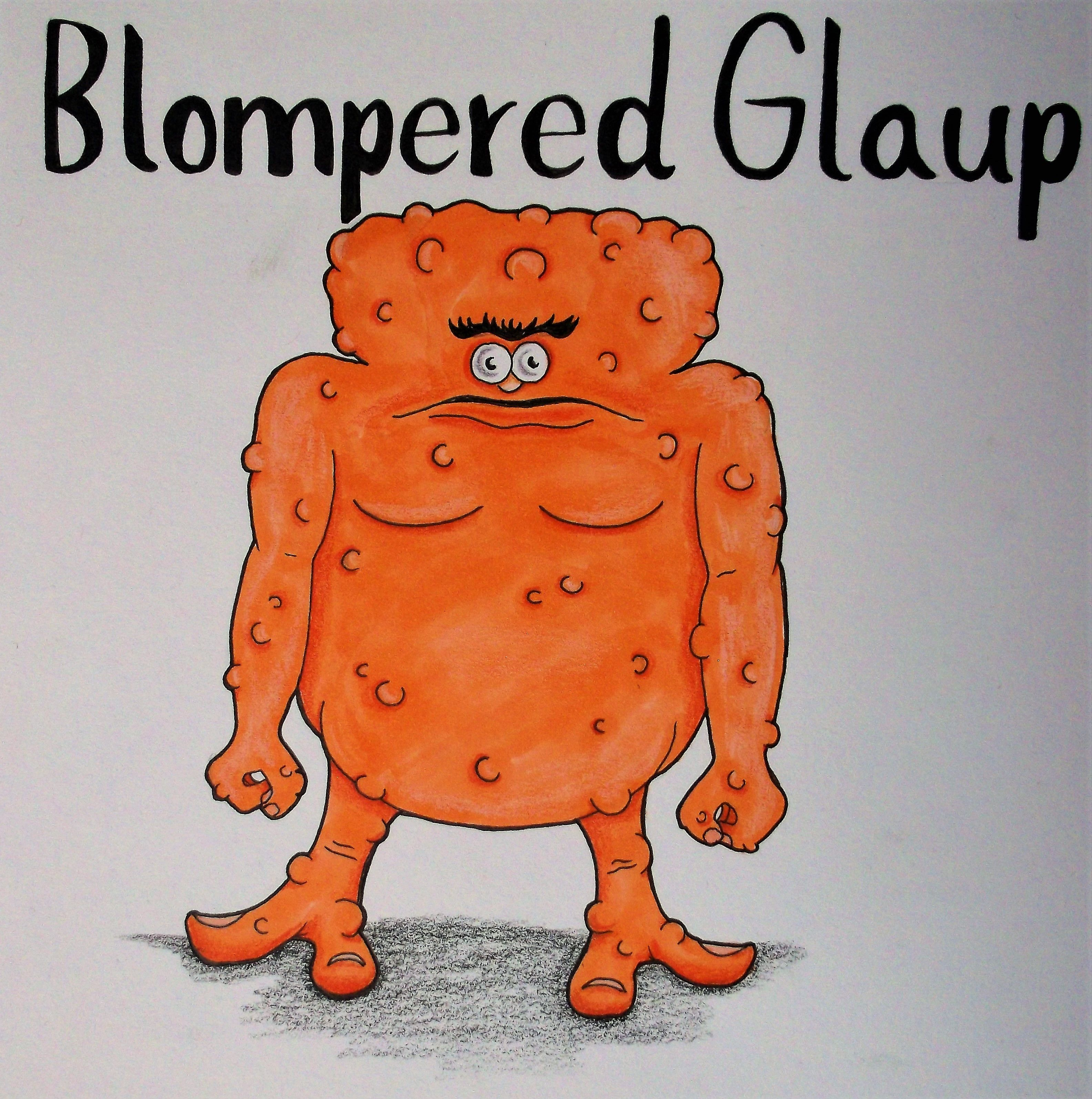 Flanimals Fanart Art Drawing Own Creation Blompered Glaup