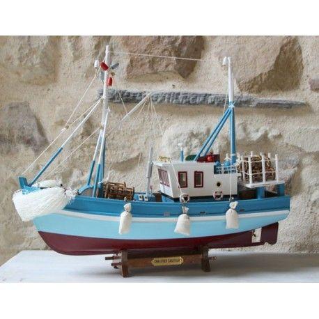 maquette bateau grossiste d coration marine sp cialiste de la maquette de bateau de p che. Black Bedroom Furniture Sets. Home Design Ideas