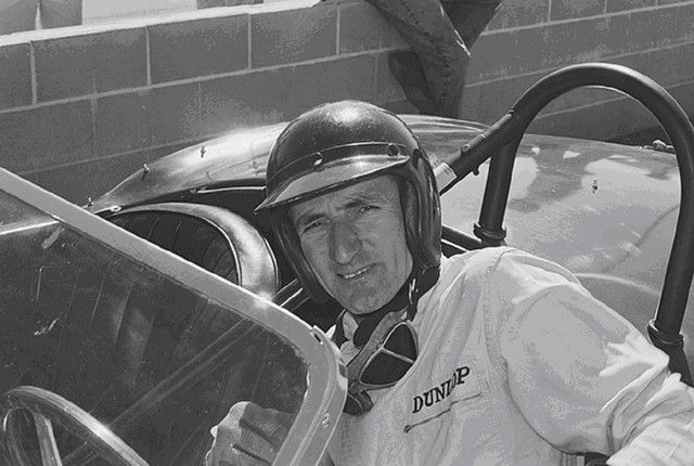 Ken Miles One Of The Greatest Drivers Of Our Time Le Mans Was
