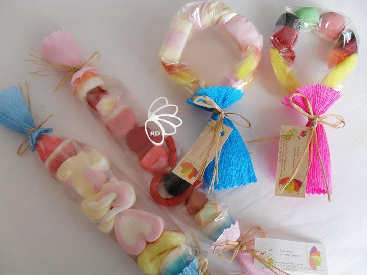 Candies for Kidds at Weddings