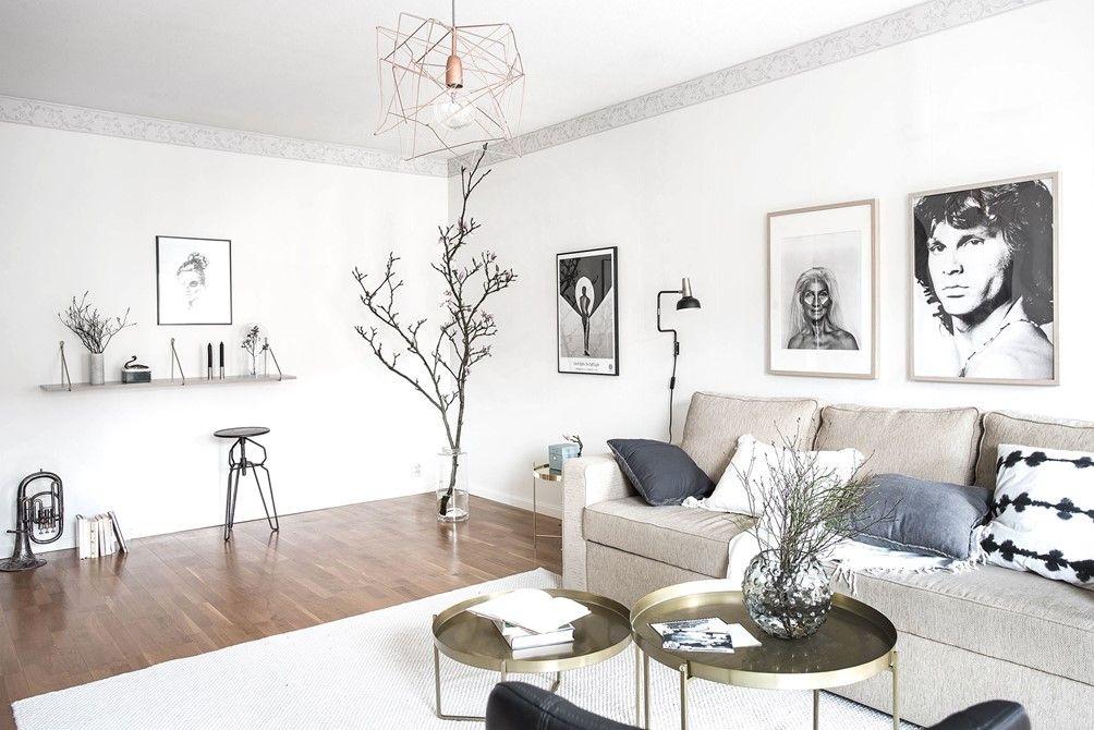 Gentil Scandinavian Interior And Design