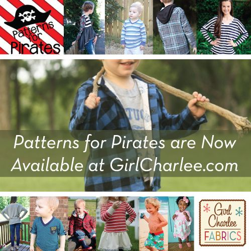 Girl Charlee Fabrics New Sewing Patterns From Patterns For
