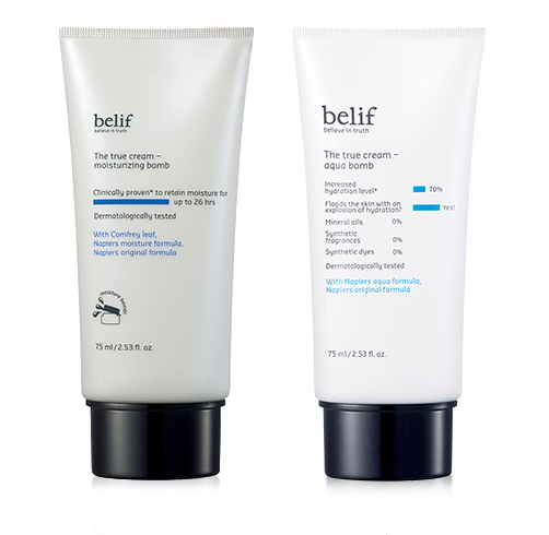 Belif Moisturizing Bomb Really really like. Can be a
