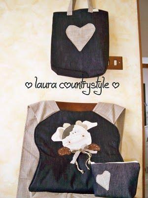Country style: marsutai  marsutai (mei tai) hand made  italian style   by laura country style