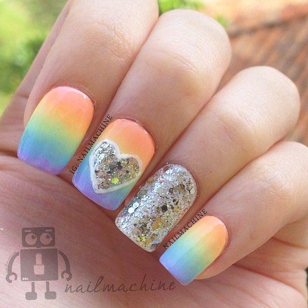 Instagram photo by nailmachine #nail #nails #nailart