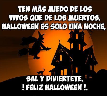Frases Para Halloween Imagenes De Halloween Graciosas