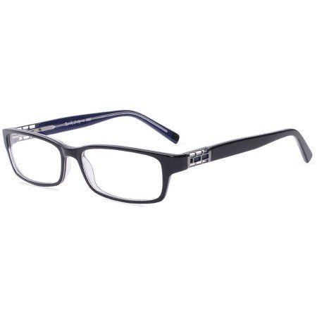 Randy Jackson Mens Prescription Glasses, 3000 Black   GLASSES (im ...