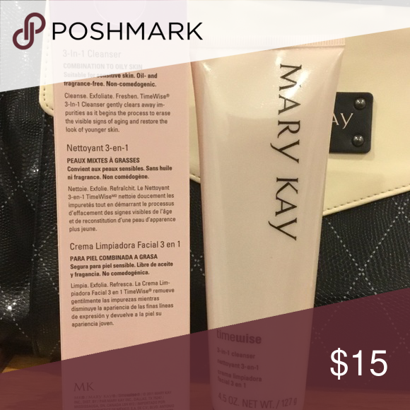 Mary Kay 3-in-1 TimeWise Cleanser Combination Skin Mary Kay 3-in-1 TimeWise Cleanser Combination Skin Mary Kay Other