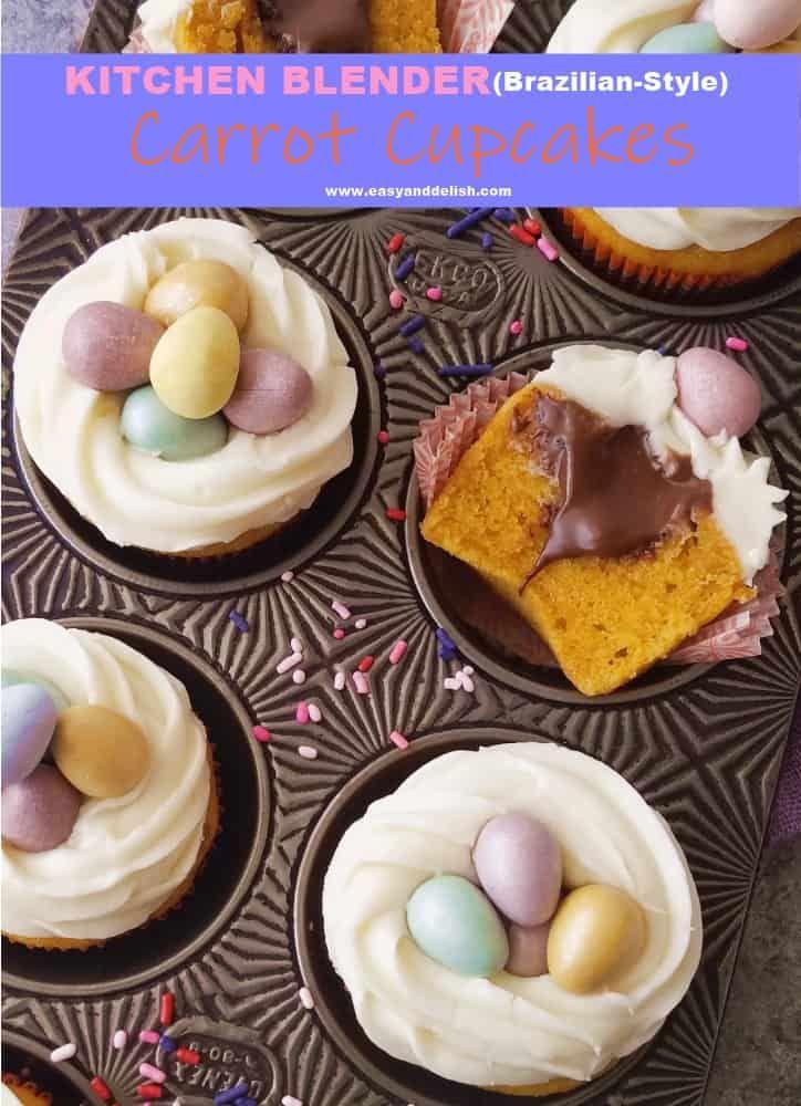 48++ Brazilian carrot cake blender ideas