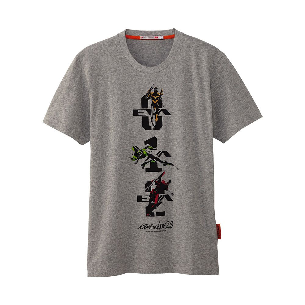 6c0fc323dfd UNIQLO EVANGELION GRAPHIC SHORT SLEEVE T SHIRT. I want it so bad but they  don t sell to the US.  ( I miss NGE.