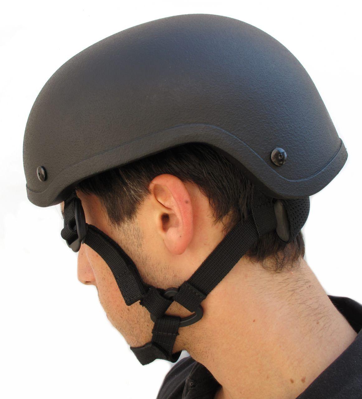 United Shield Spec Ops Ballistic Helmet