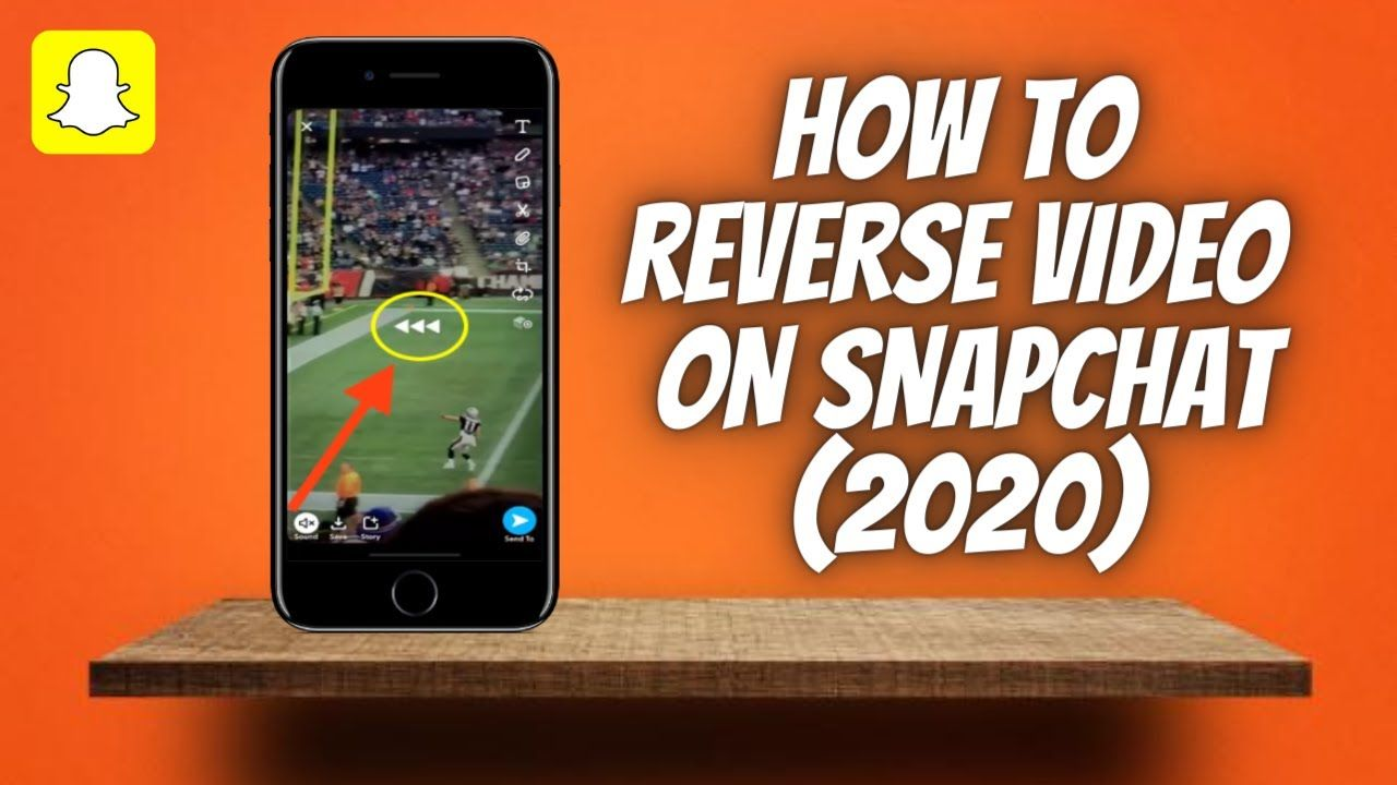 How To Reverse Video On Snapchat 2020 Rewind Video Slow Speed Up Snapchat Snapchat Filters Rewind