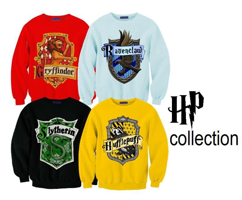 Bluza Herby Domy Hogwart Harry Potter Kolor S Xxl 4841054995 Oficjalne Archiwum Allegro Hogwarts Harry Potter Harry Potter Series
