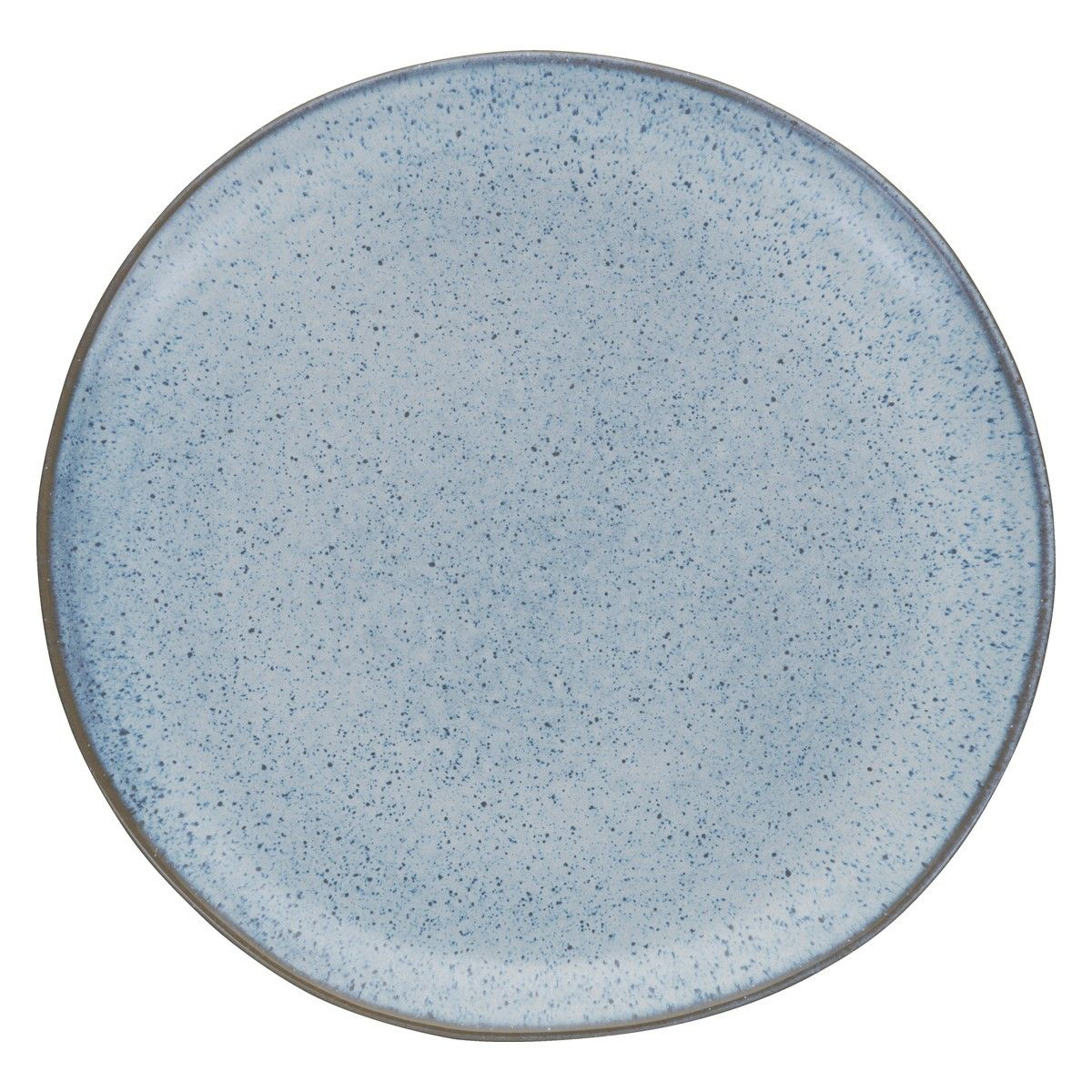 OLMO Light blue speckled dinner plate 27cm | Buy now at Habitat UK  sc 1 st  Pinterest & OLMO Light blue speckled dinner plate 27cm | Buy now at Habitat UK ...