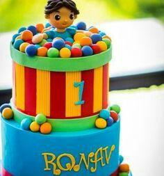 Awe Inspiring Pin By Keri Burden On 1St Birthday Themes Bouncy Ball Birthday Funny Birthday Cards Online Inifodamsfinfo