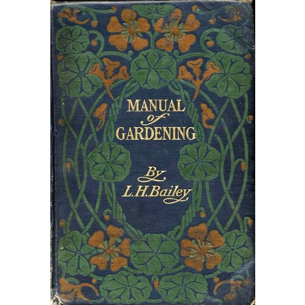 The Manual of Gardening In the Garden Library ❤ liked on Polyvore featuring books, fillers and items