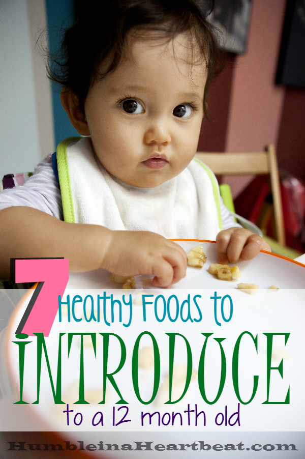 486cd5e9107a 7 Healthy Foods to Introduce at 12 Months