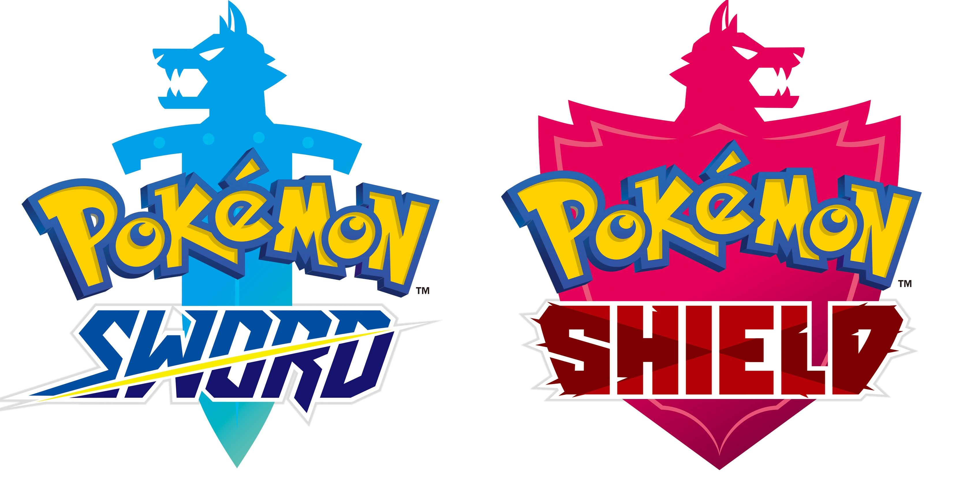 Pokemon sword and shield first screenshots art and