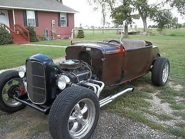Hot Rod Barn : Chevrolet other roadster chevy model a