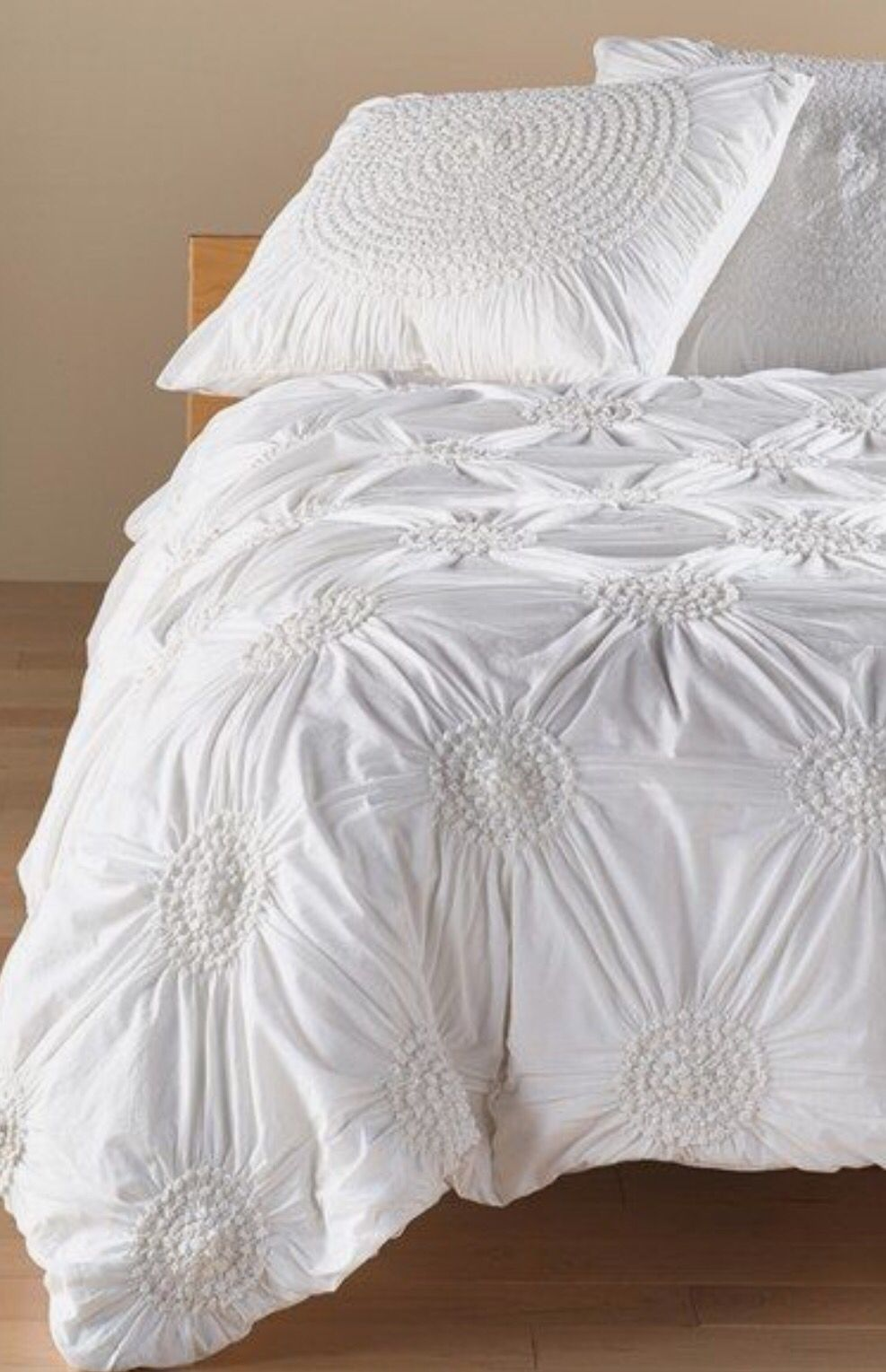 Nordstrom Topshop True Down Comforter With Images Shabby Chic Duvet Cover Chic Duvet Covers White Duvet Covers