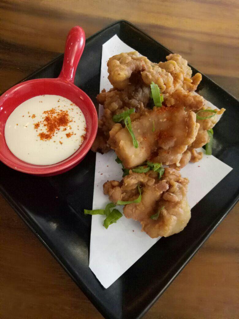 Chicken Karagee