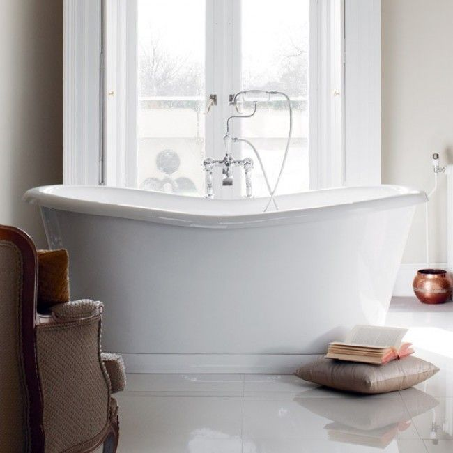 Bathroom Burlington Ideas burlington admiral freestanding roll top bath   bathroom ideas