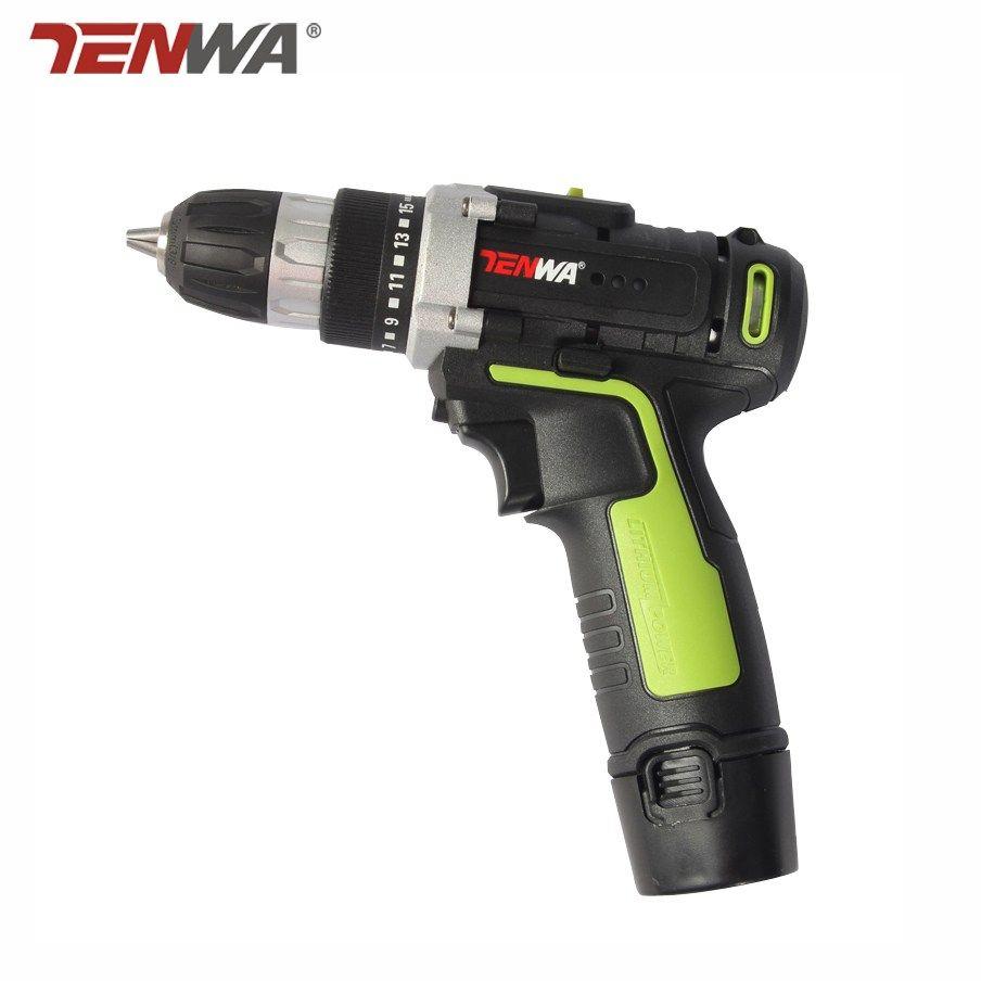 Tenwa 12v Cordless Drill Household Diy Lithium Ion Battery Drill Driver Power Tenwa Cordless Drill Household Li Cordless Drill Drill Electric Screwdriver