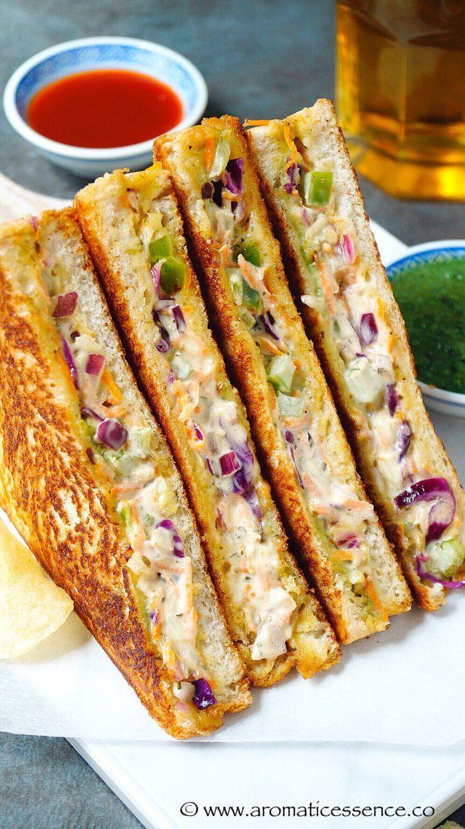 Veg Mayonnaise Sandwich Recipe Mayo Sandwich Grilled Mayo Sandwich Recipe Mayonnaise Sandwich Recipes Sandwich Recipes
