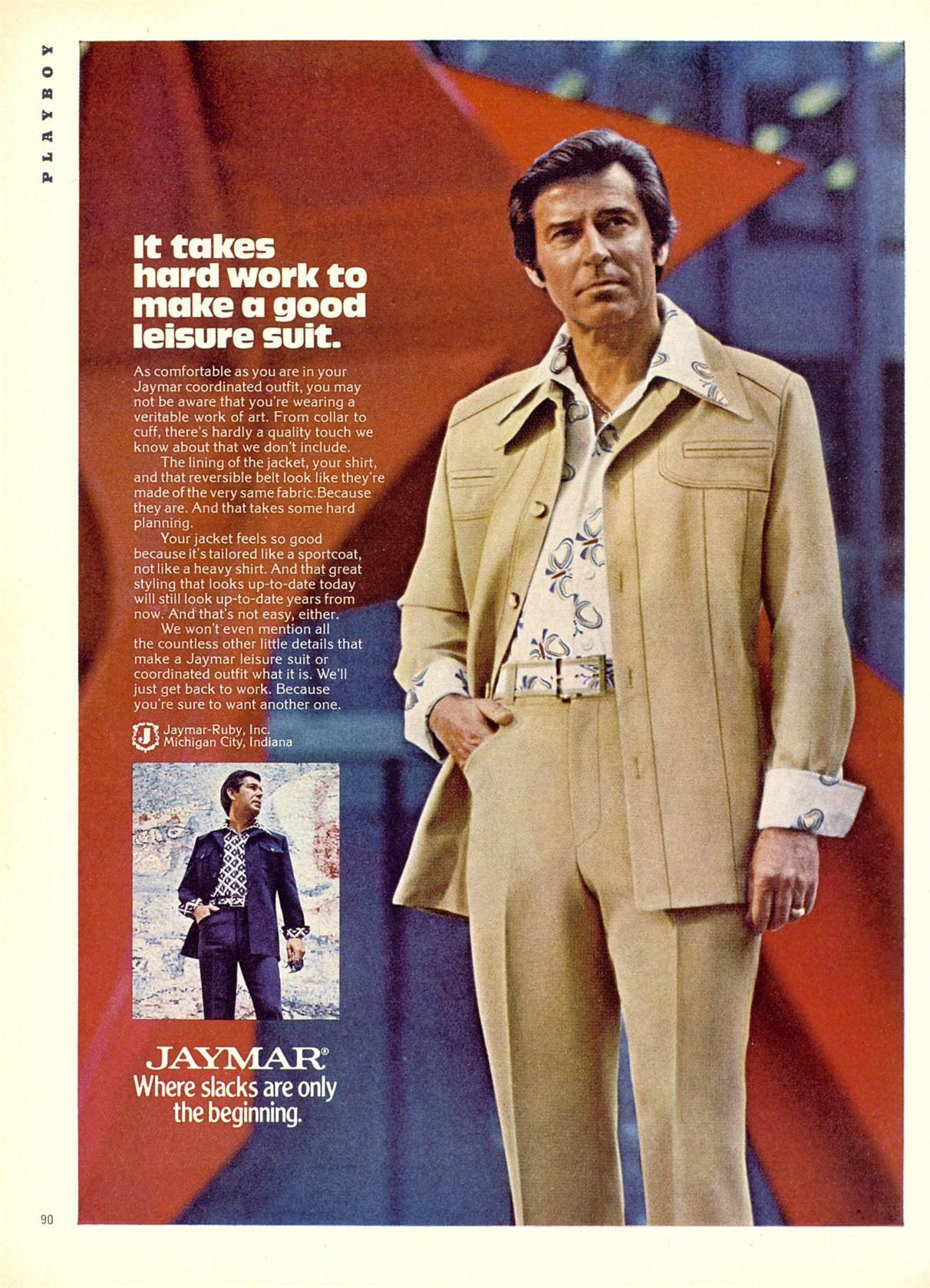 1970 Mens Clothes Google Search: Popular Men's Suit In The 1970's. More