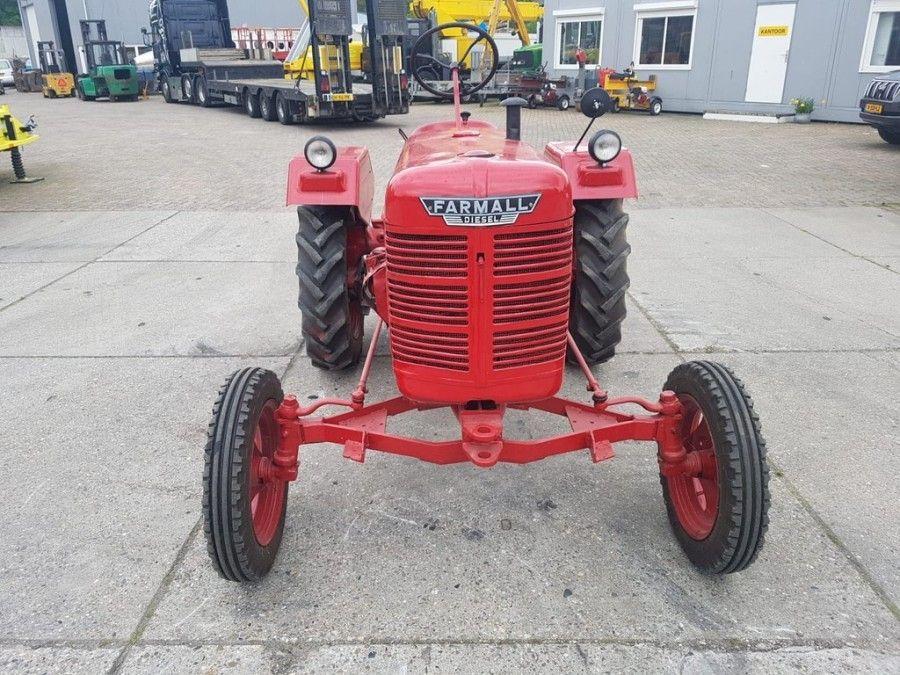 Mc Cormick International Dld2 Tracteur Agricole D Occasion