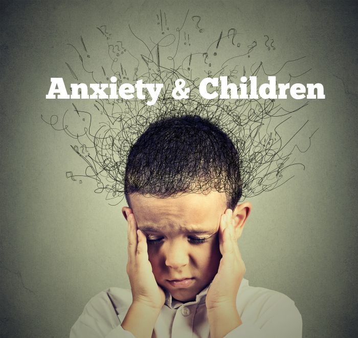 Anxiety and Children. Symptoms, treatments and help with sleep problems. #chocmhsm #kidsmentalhealth #ad