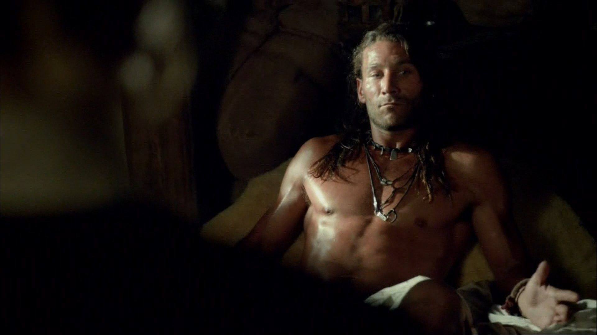 Black sails nude