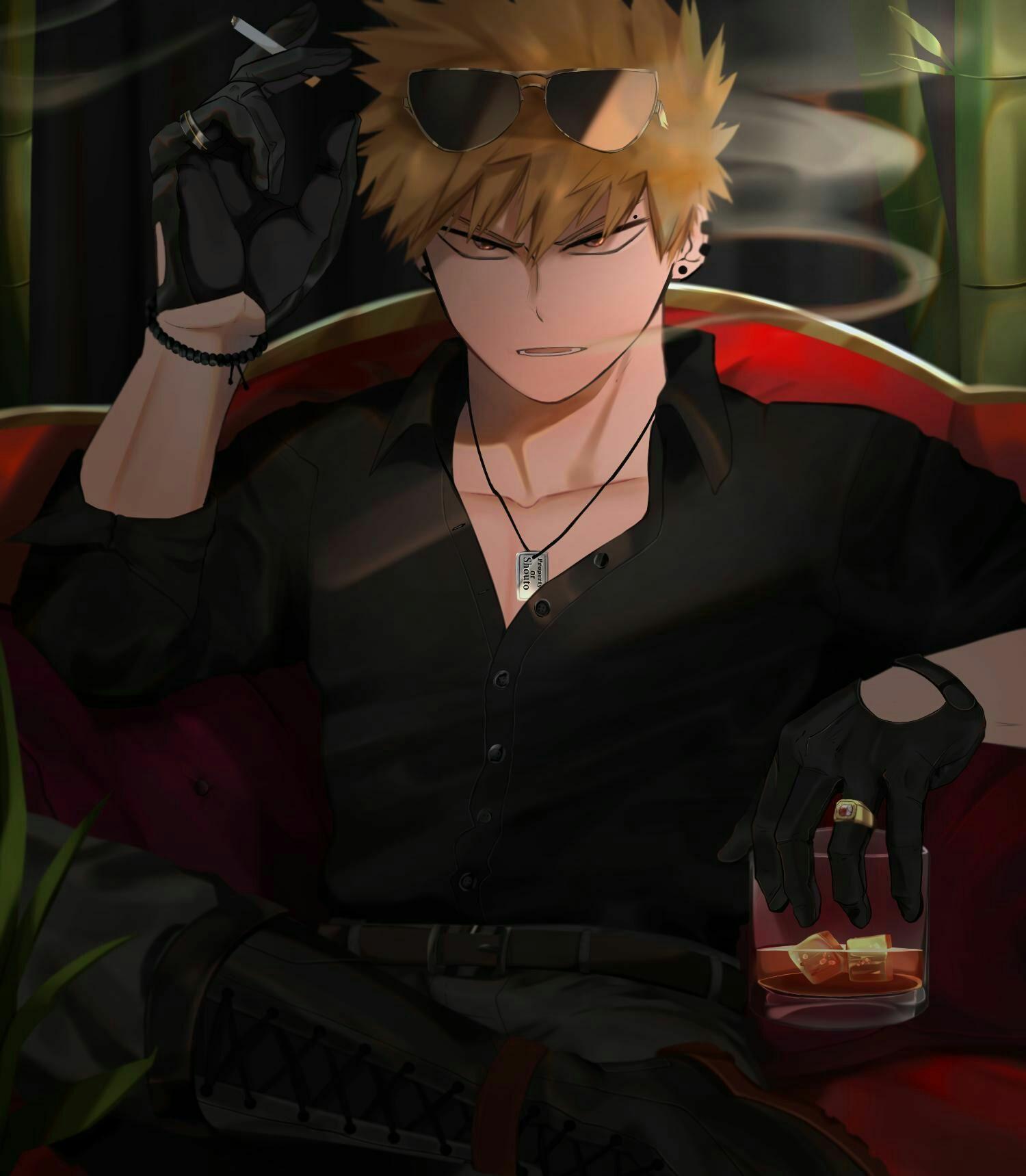 Type Bakugo Boyfriend My Hero Academia Manga Hero Boku No Hero Academia