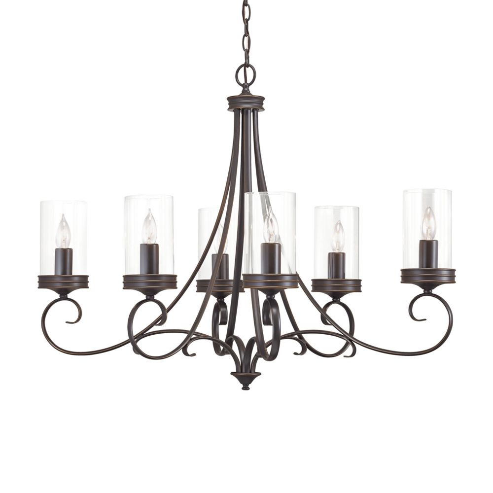 Kichler Exclusives Diana 6 Light Chandelier Lowe S Canada