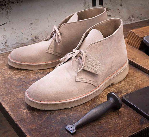 Clarks Boot Botas Desert para Hombre