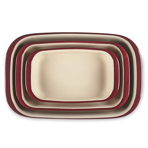Rectangular Baker Set The Pampered Chef 174 I Am Having A