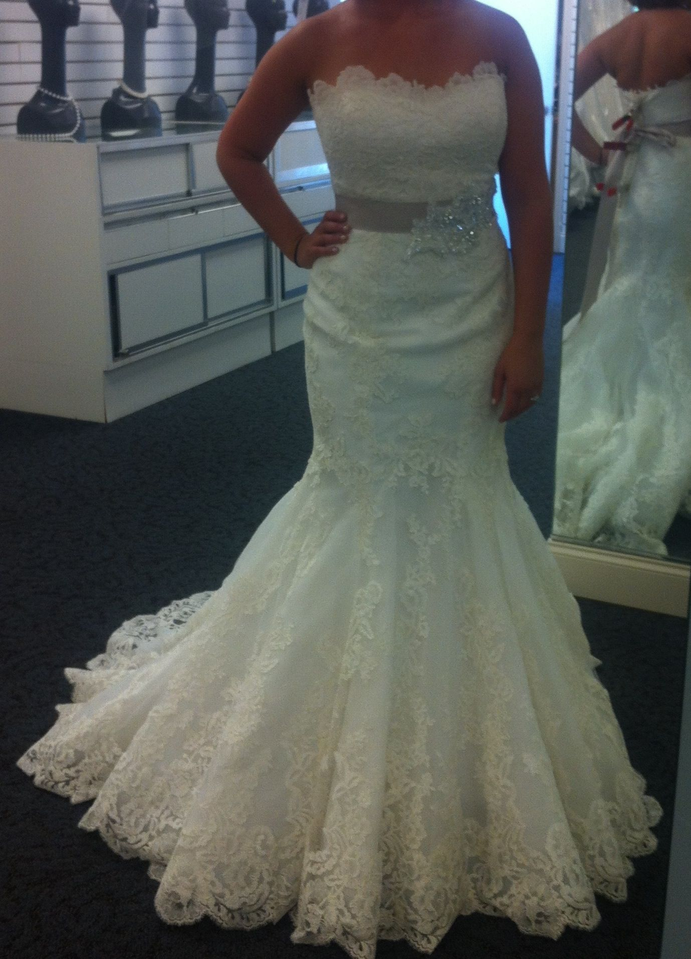 Dream gown!! | My wedding | Pinterest | Gowns, Bridal gowns and Weddings
